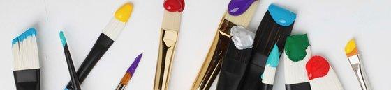 Princeton Oil & Acrylic Brushes