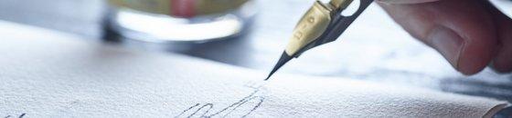 Drawing Inks, Calligraphy & Dip Pens