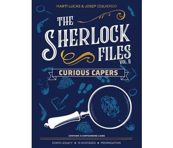 The Sherlock Files Vol. II Curious Capers