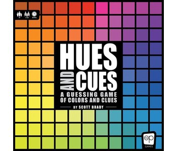 Hues and Cues: A Guessing Game of Colors and Clues