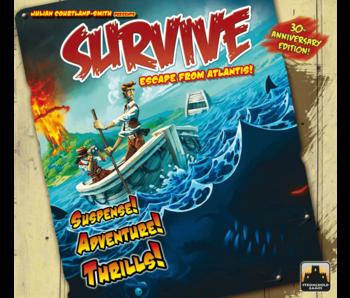 Survive: Escape From Atlantis - 30th Anniversary Edition