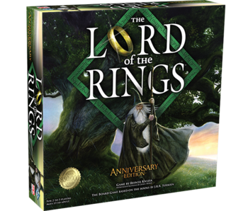 The Lord of the Rings Board Game - Anniversary Edition