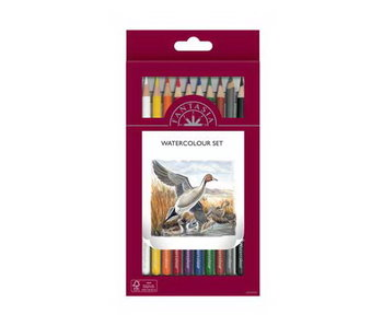 Fantasia 10 Piece watercolour pencil