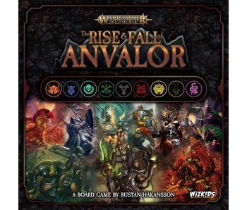 Warhammer: The Rise & Fall of Anvalor