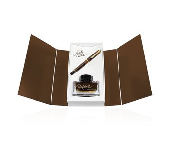 PELIKAN SMOKEY QUARTZ M Gift Set
