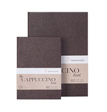 The Cappuccino Book 120gsm 40 sheets/80 pages 5.58 x 8.27""