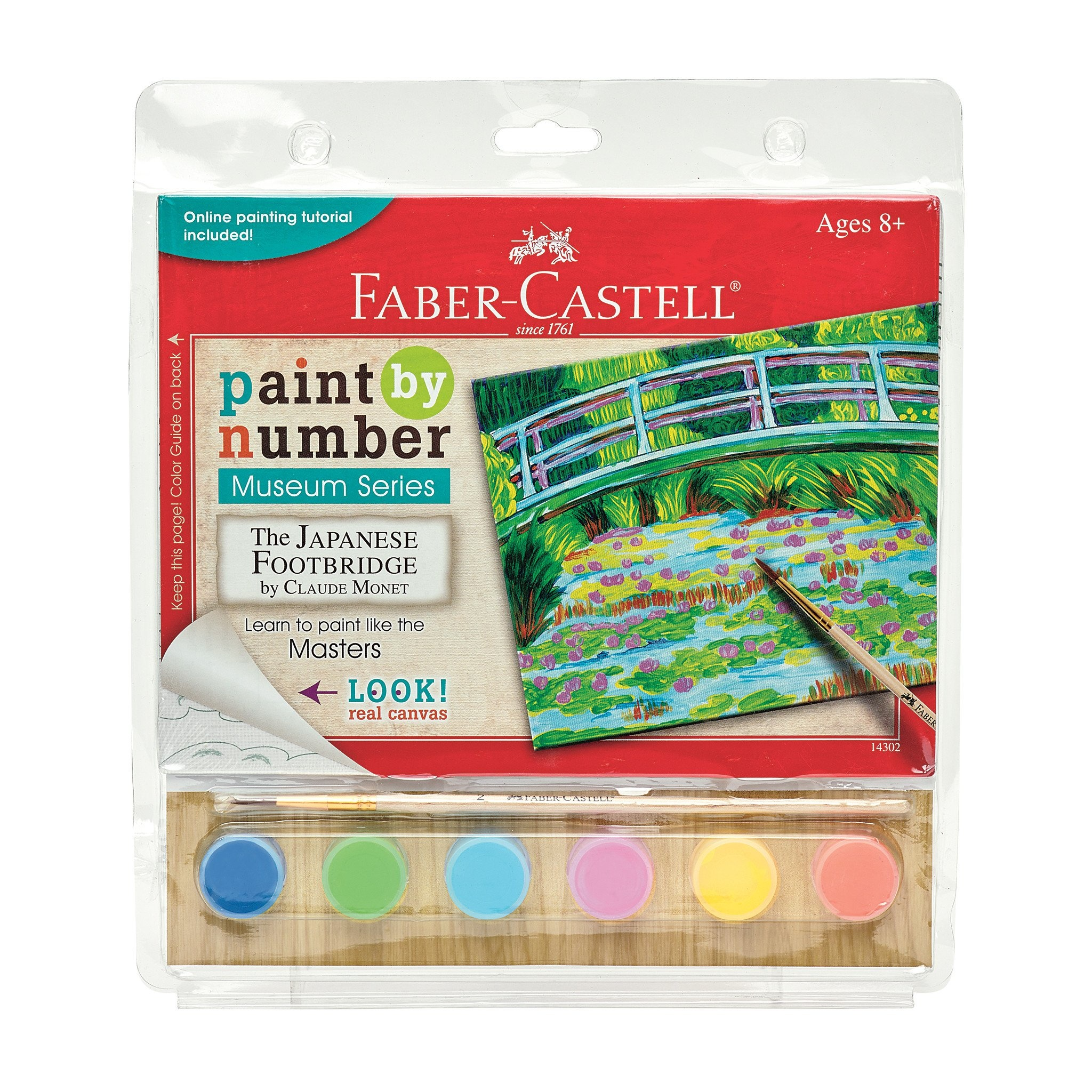 faber castell paintnumber museum series japanese