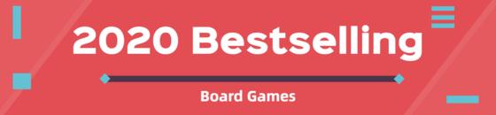 2020 Bestselling Games
