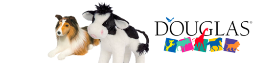 Douglas & Plush Toy Sale: Buy One get One 1/2 Off!
