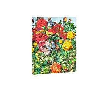 PaperBlanks Flexis Butterfly Garden Ultra Unlined
