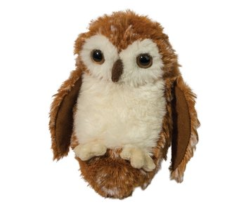 DOUGLAS CUDDLE TOY PLUSH LIL' HANDFUL Owl