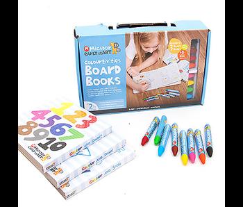 Micador Colourtivities Board Books Kit