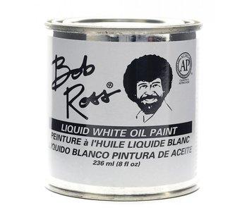 BOB ROSS LIQUID OIL PAINT 8OZ WHITE
