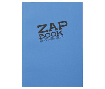 CLAIRE FONTAINE ZAP BOOK RECYCLED PAD 4x6