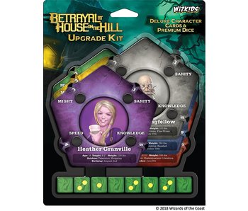 Betrayal at the House on the Hill Upgrade Kit