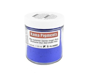 KAMA PIGMENTS ULTRAMARINE BLUE RED SHADE PB29