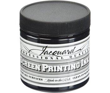 JACQUARD PROFESSIONAL SCREEN PRINTING INK 4OZ BLACK