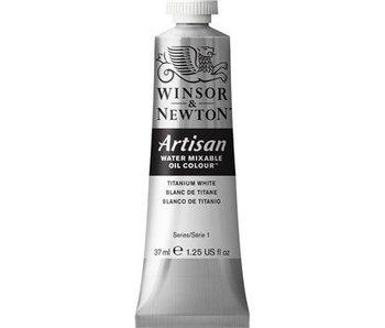 Winsor Newton Artisan Watermixable Oil 37ML TITAN WHITE
