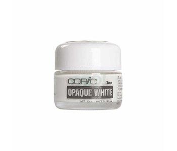 COPIC OPAQUE WHITE 30cc