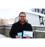 Mask & Sanitizer Fundraiser for Homelessness - Coldest Night
