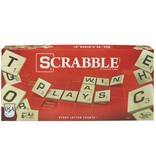 Scrabble Classic Crossword Game - English