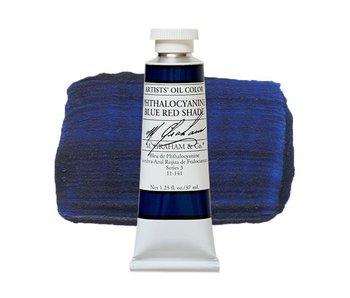 M Graham Phthalocyanine Blue Red Shade Oil  37 ml