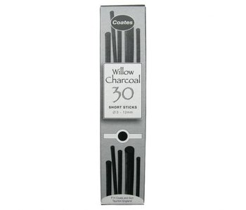 COATES WILLOW CHARCOAL SHORT 30PC