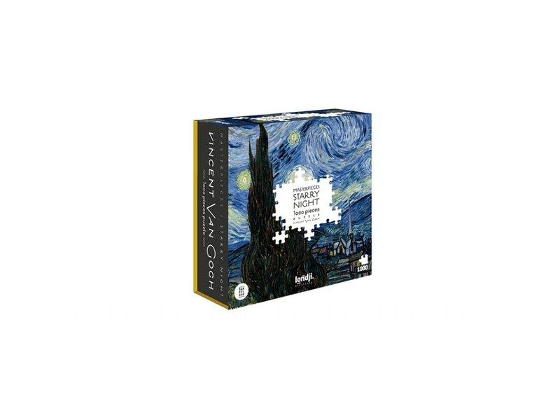 Starry Night PUZZLE 1000pcs - Londji