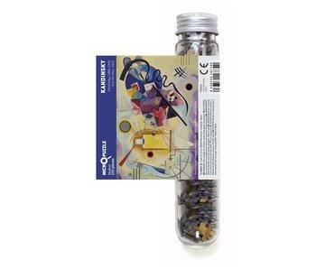 Micropuzzle: Kandinsky