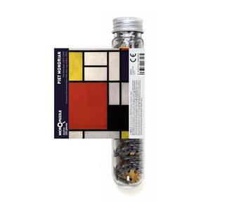 Micropuzzle: Piet Mondrian