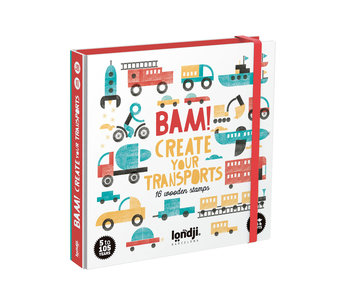 Stamps: Bam! Transports
