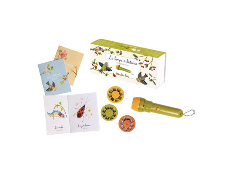 Le Botaniste: Storybook Lamp