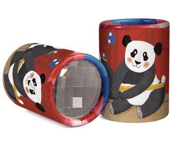 Mini Kaleidoscopes: Pandas