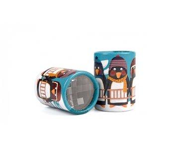 Mini Kaleidoscopes: Penguins