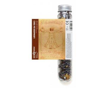 Micropuzzle: Leonardo Da Vinci