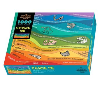 GEOLOGICAL TIME 1000 Piece Puzzle
