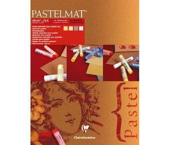 """Pastelmat 12x16"""" 3 sheet each of Buttercup, Maize, Dark Grey, Light Grey"""