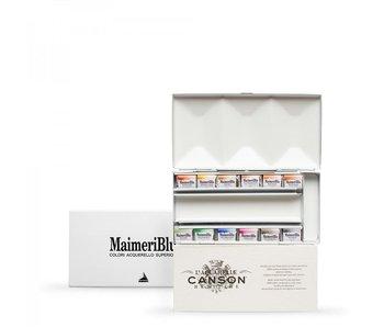 MaimeriBlu: Metal Box 12 Half Pans