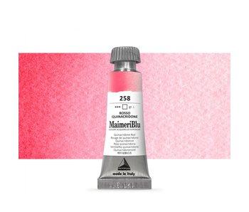 MaimeriBlu: Quinacridone Red 12ml