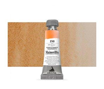 MaimeriBlu: Transparent Mars Red 12ml