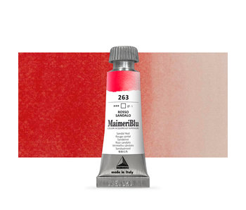 MaimeriBlu: Sandal Red 12ml