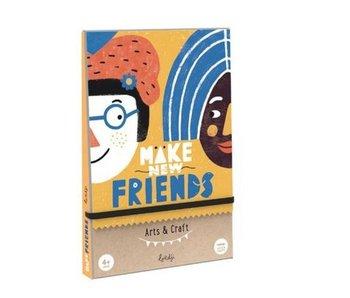 Londji: Make New Friends - Arts & Crafts