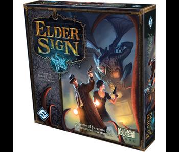 Elder Sign: A Game of Suspense and Supernatural Investigation