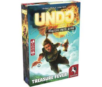 Undo Weaving Fate Anew: Treasure Fever