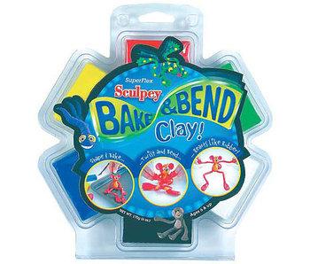 SCULPEY III OVEN-BAKE CLAY KIT BAKE & BEND