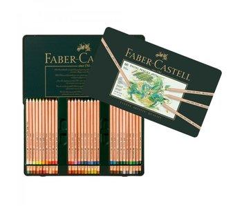 Faber Castell Pitt Pastel Pencil 60 Colour Set