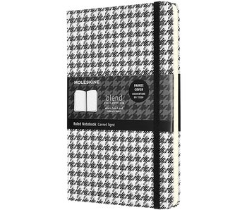 """Moleskine Blend Collection Ruled 240 Page 5 x 8.25"""""""