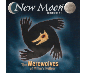 The Werewolves of Miller's Hollow EXP: New Moon - Loups-Garous de Thiercelieux EXT: Nouvelle Lune (Multi-Lingual)