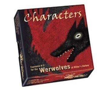 The Werewolves of Miller's Hollow EXP: Characters - Loups-Garous de Thiercelieux EXT: Personnages (Multi-Lingual)