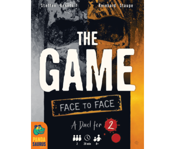 The Game: Face to Face - Duel for Two